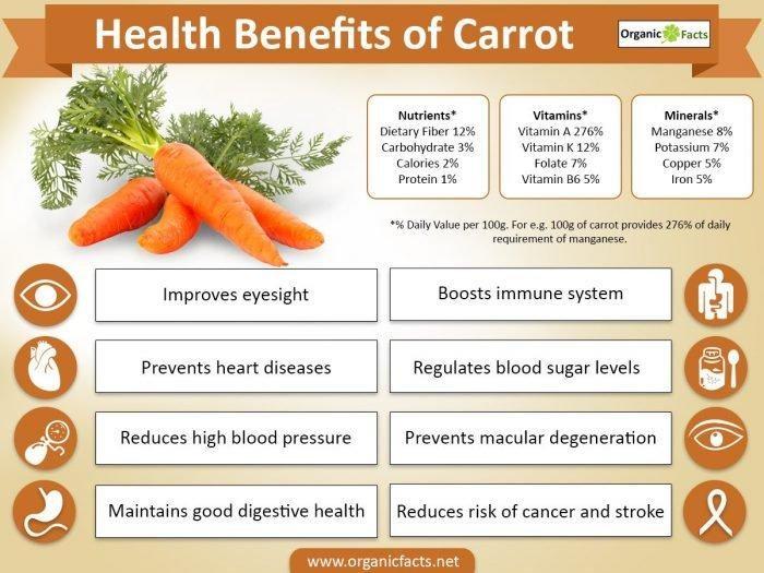 10 Impressive Benefits of Carrots - SAFIMEX JOINT STOCK ... |Potato Health Benefits Carrots
