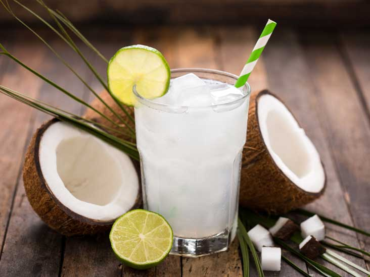 8 Science-Based Health Benefits of Coconut Water - safimex