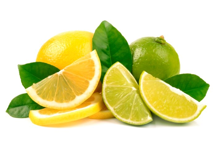 Lemons and limes safimex fruits