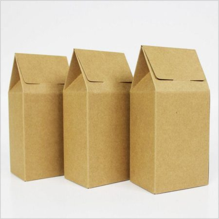 Kraft Paper Bag -SAFIMEX Eco friendly packaging