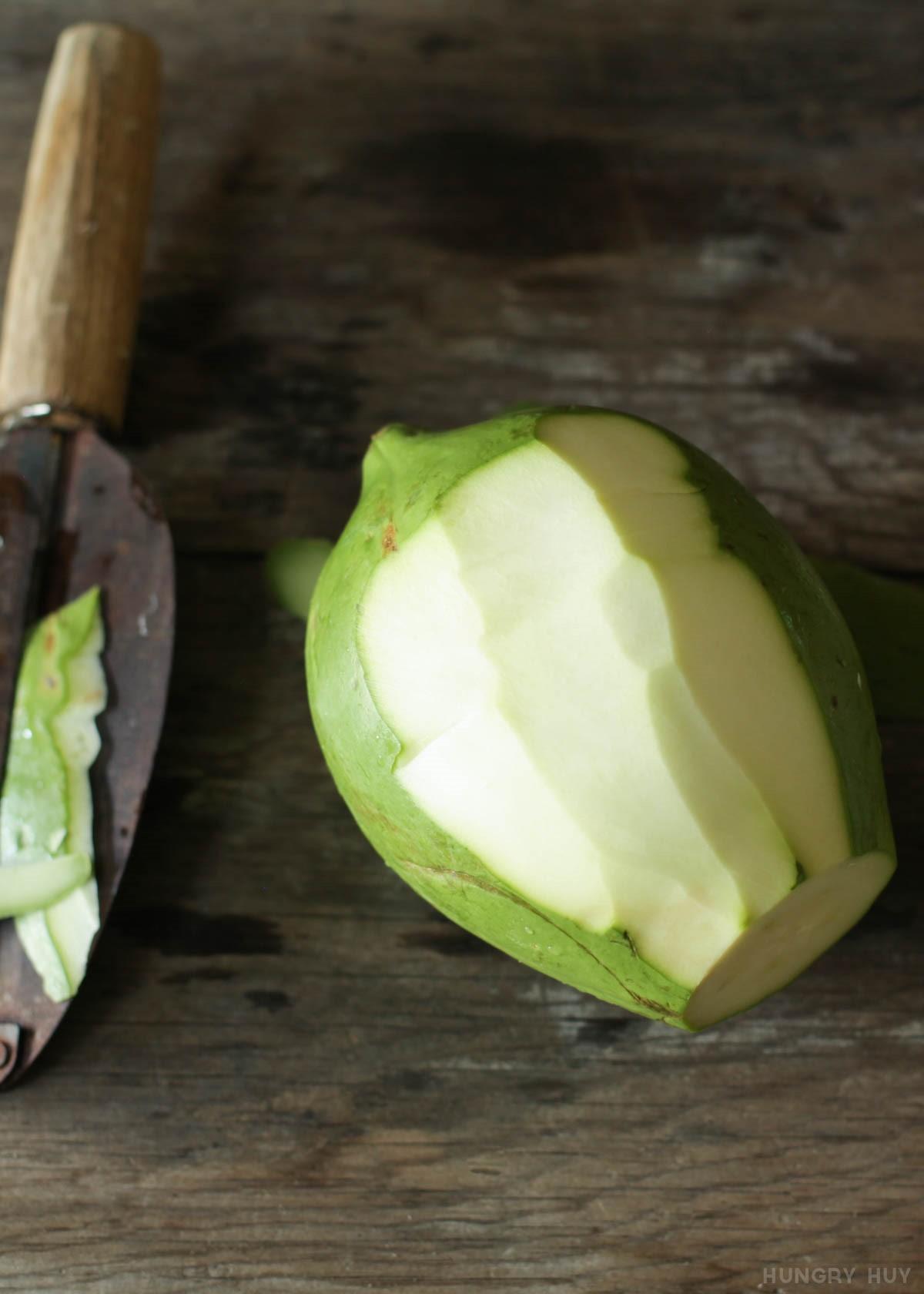 Green Papaya salad SAFIMEX