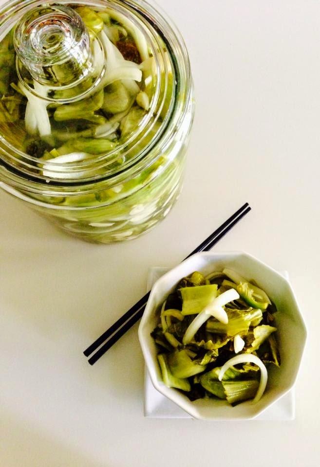 Pickled Mustard Greens 13 SAFIMEX