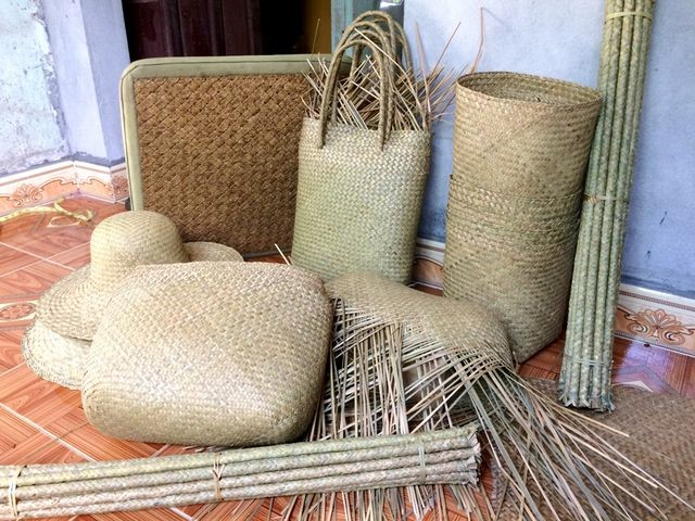 STRAW bag HANDMADE COVER