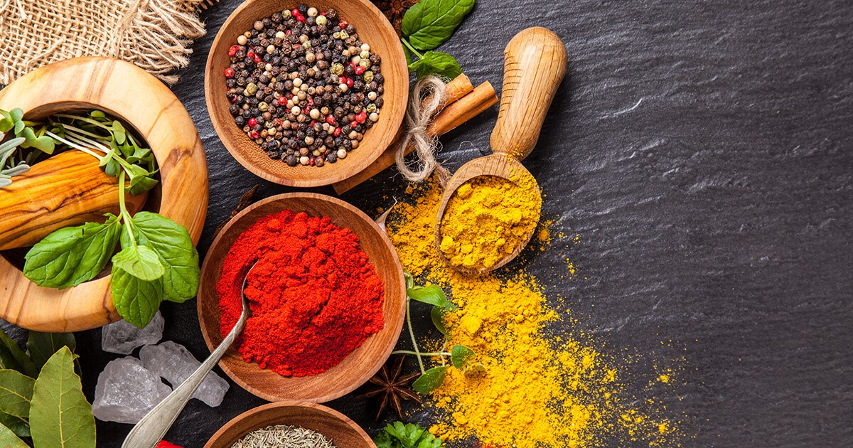 10 Delicious Herbs And Spices With Powerful Health