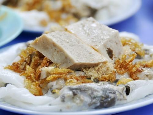 Banh Cuon Rice Flour Steamed Rolls