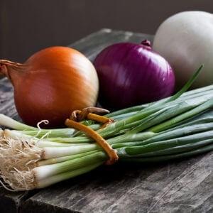 Onions detox foods