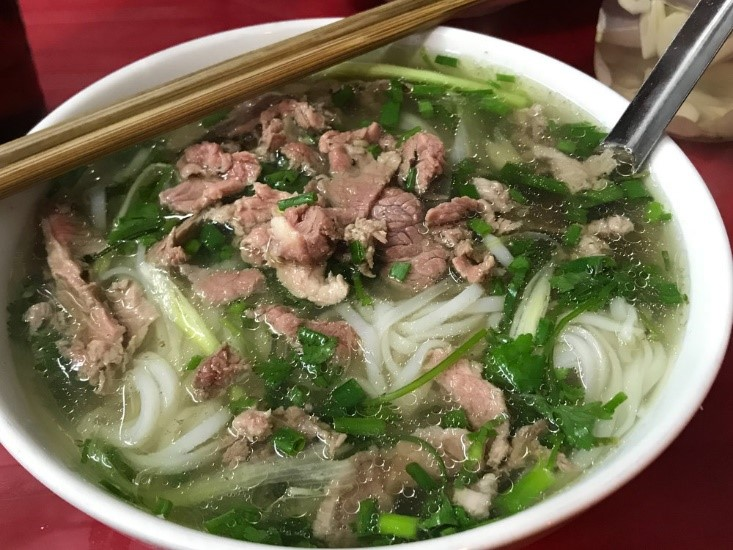 Pho Noodle Rice Vietnam food