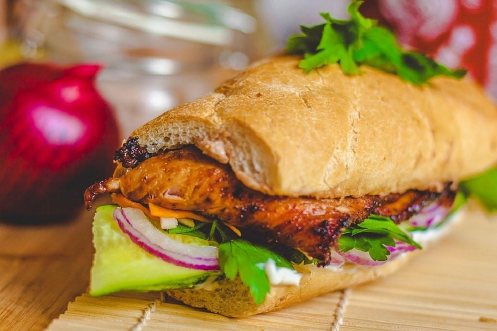 bánh mì vietnam