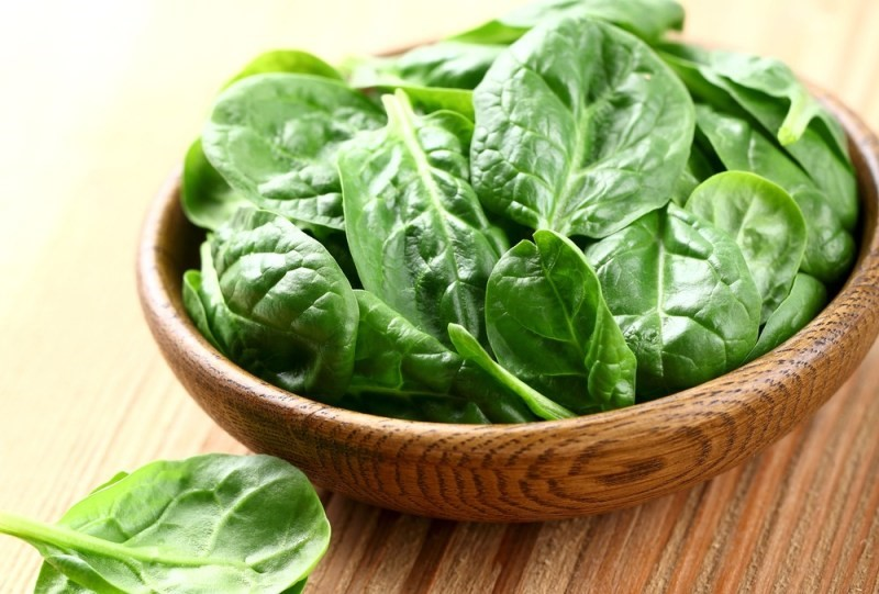 11 Healthiest Leafy Greens You Should Be Eating spinach vegetables