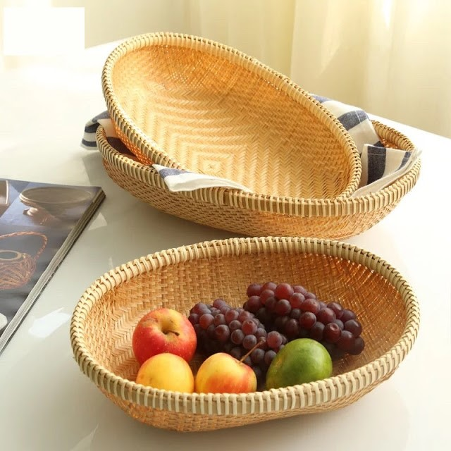 6 reasons for using bamboo houseware products handicraft basket