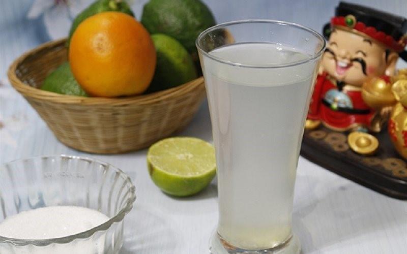 Lemon juice lemon water drinking SAFIMEX