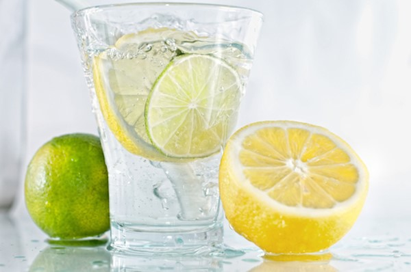 6 Detox Water Ingredients To Help Improve Your Digestive Health Lemon Lime