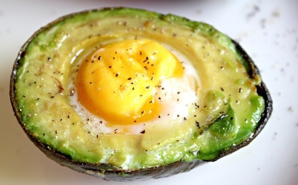 If you re out of breakfast dishes or baking pans just use an avocado.