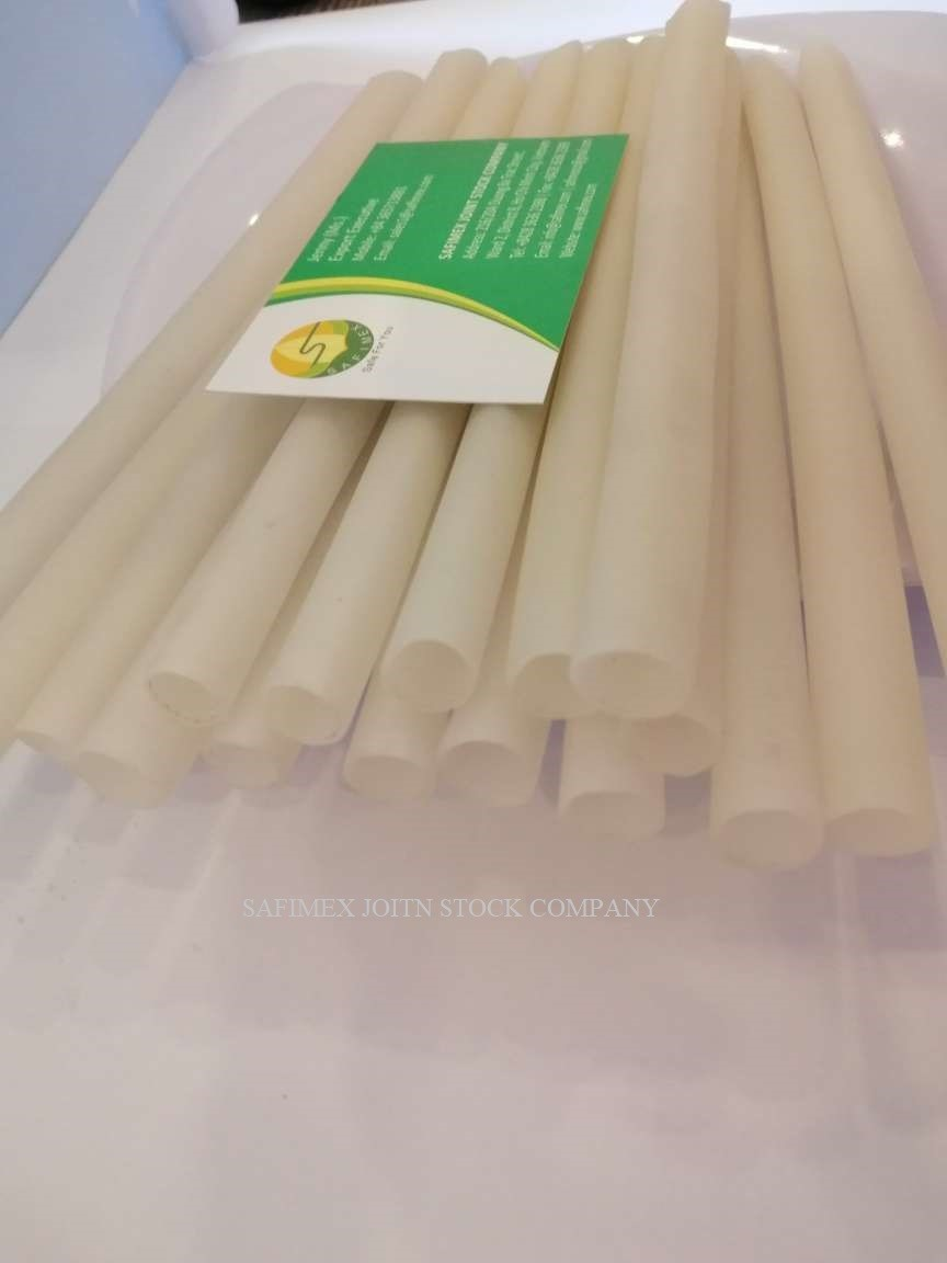 Straws made of rice have debuted in Vietnam drinking straws