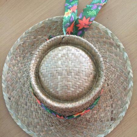 Woman Hat straw hat handicraft handmade safimex