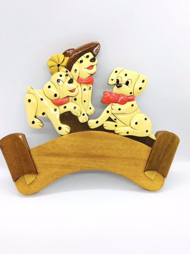 Wood PLaque safimex handicraft