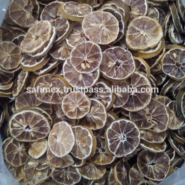 Dried Lime Dried Slice Calamansi Safimex Joint Stock