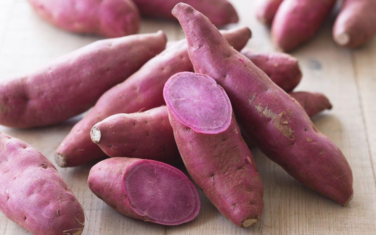 Health Benefits Of Purple Sweet Potato