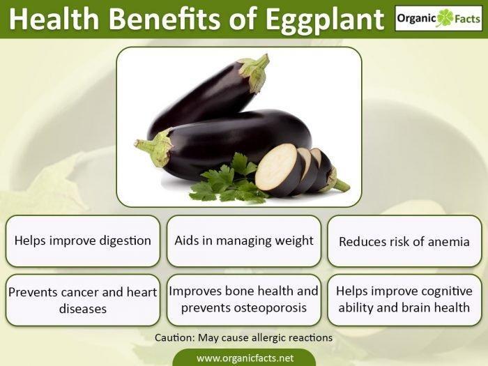 benefits of eggplant - safimex