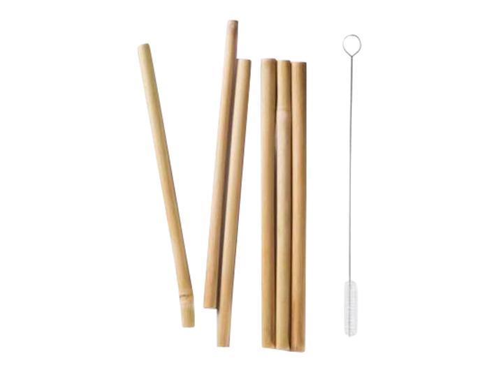 3 Reasons To Use Bamboo Straws Health eco friendly
