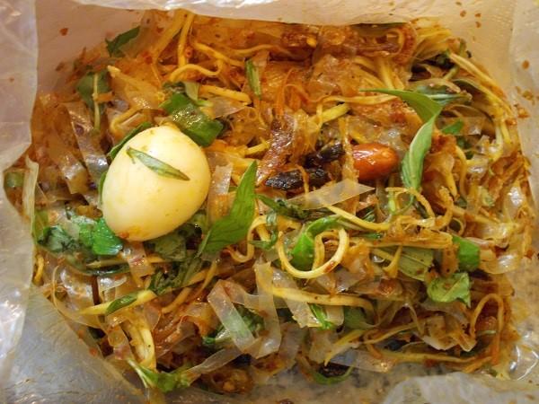Finished rice paper salad SAFIMEX