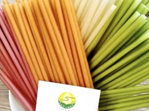 Rice flour Drinking Straws SAFIMEX EXPORT