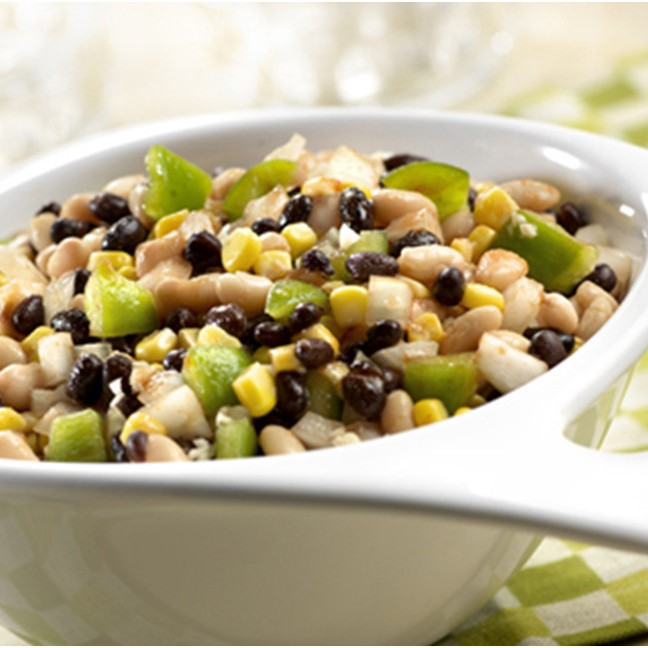 Safimex Black White Bean Salad