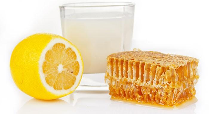 Lemon Juice Honey Mask SAFIMEX