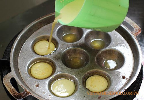 Vietnamese Mini Savory Pancakes SAFIMEX