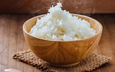 Eating White Rice Healthy