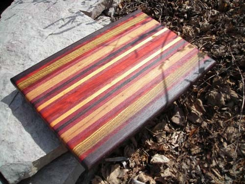 High-End Cutting Boards 5 Year Anniversary Gift Ideas