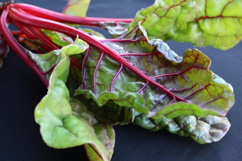 11 Healthiest Leafy Greens You Should Be Eating swiss chard vegetables