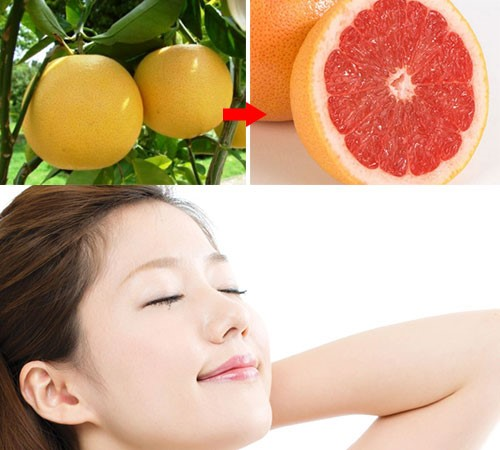 11 Wonderful Beauty Benefits of Grapefruit For Skin And Hair