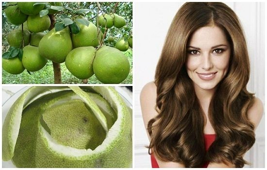 Beauty Benefits of Grapefruit For Hair