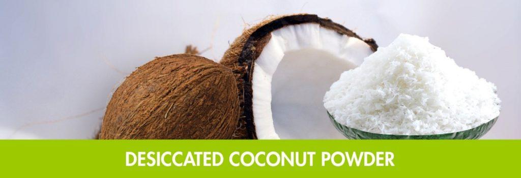 Desiccated Coconut Powder SAFIMEX
