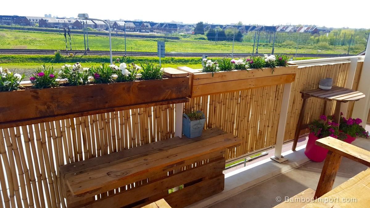 garden bamboo fencing safimex cover
