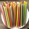 rice flour drinking straws 10