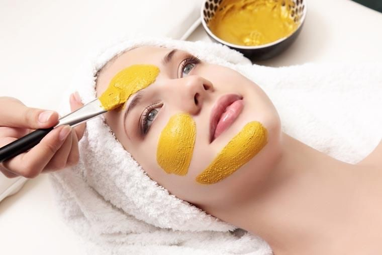 How is Turmeric mask the most true_BEAUTY_SAFIMEX