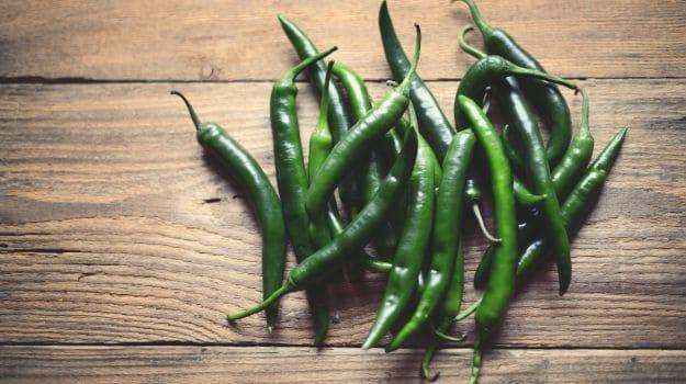 Green Chilli SPICES SAFIMEX