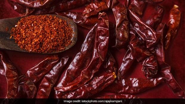 SPICES Red Chilli SAFIMEX