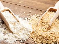 Rice Flour Nutrition, Health Benefits, and Limitations