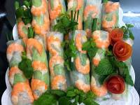 Looking for healthy spring rolls? Go for rice paper sheets
